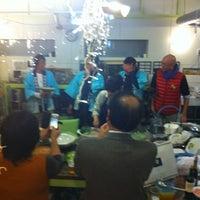 Photo taken at オレンジハウス 本店 住まいカフェ by chida3 on 11/22/2012