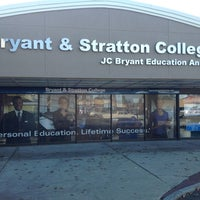 Photo taken at Bryant & Stratton JC Bryant Education Annex by Nicholas W. on 11/14/2012