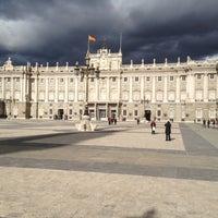 Photo taken at Royal Palace by Aleksandar S. on 11/29/2012