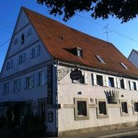 Photo taken at Schloss Gasthof Strasser by Francis V. on 10/7/2012