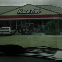 Photo taken at RaceTrac by Lesia M. on 10/27/2012