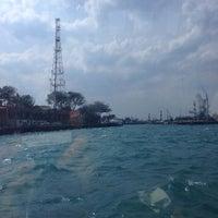 Foto scattata a Pulau Bukom Ferry Jetty da Mary A. il 3/6/2014