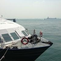 Foto scattata a Pulau Bukom Ferry Jetty da Mary A. il 6/18/2013