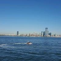 Photo taken at Staten Island Ferry Boat - John J. Marchi by Simon D. on 10/15/2016