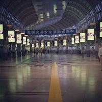 Photo taken at Shinagawa Station by white on 9/30/2012