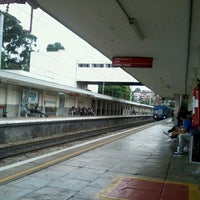 Photo taken at Estação Pirituba (CPTM) by Jeferson F. on 12/23/2012
