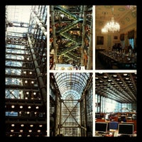 Photo taken at Lloyd's of London by Romeo T. on 9/22/2012