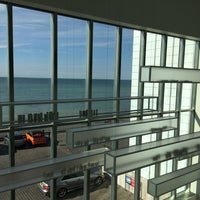 Photo taken at Turner Contemporary by Romeo T. on 6/22/2014