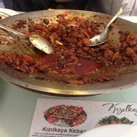 5/7/2013 tarihinde 👉Milk👈ziyaretçi tarafından Kızılkaya Restaurant'de çekilen fotoğraf