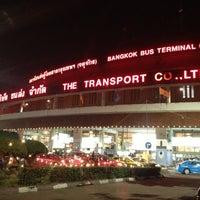Photo taken at Bangkok Bus Terminal (Chatuchak) by TeRnG S. on 12/6/2012