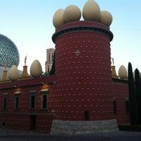 Photo taken at Teatre-Museu Salvador Dalí by Egor P. on 5/13/2013