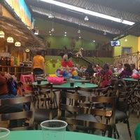 Photo taken at Chikukis salón de fiestas infantiles by Angel J. on 5/11/2013