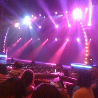 Photo taken at Nathan Burton Comedy Magic at Planet Hollywood Saxe Theater by Andie F. on 9/23/2012