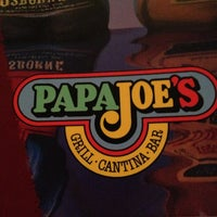 Снимок сделан в Papa Joe's пользователем Galusic ;. 10/20/2012