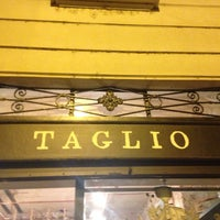 Photo taken at Taglio by Pietro S. on 10/16/2013