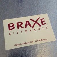 Photo taken at Braxe by Pietro S. on 2/26/2013
