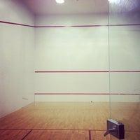 Photo taken at Escola Mineira de Squash by Pedro F. on 8/29/2013