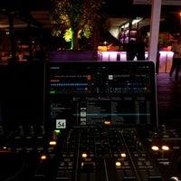 Photo taken at Boccaccio Terraza Lounge by Samuel C. on 6/8/2013