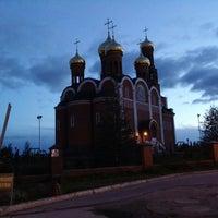 Photo taken at остановка by Ярослав К. on 9/2/2014