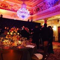 Photo taken at Hôtel Hermitage Monte-Carlo by Matilda M. on 12/28/2014
