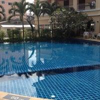 Photo taken at Kalim Resort by Nong P. on 10/19/2012