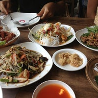 Photo taken at Tummour Phuket by Nong P. on 5/18/2013