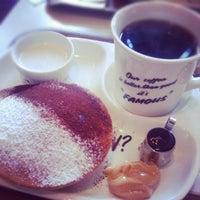 Photo taken at CAFE ZARAME by Shuichi N. on 1/29/2013