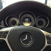 Photo taken at Mercedes-Benz of Easton by Josh D. on 3/15/2013