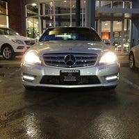 Photo taken at Mercedes-Benz of Easton by Josh D. on 3/19/2013