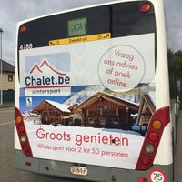 Photo taken at Stelplaats De Lijn by Fons R. on 10/4/2017