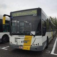 Photo taken at Stelplaats De Lijn by Fons R. on 10/26/2017