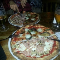 Photo taken at Pizzeria Pappagone by Sandro D. on 11/17/2012
