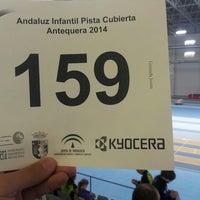 Foto tomada en Centro De Tecnificación De Atletismo Antequera 6° Centenario por Miguel Ángel M. el 3/1/2014