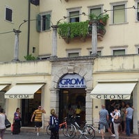 Photo taken at Grom by Miguel Ángel M. on 6/14/2013
