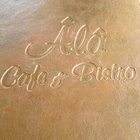 6/1/2013 tarihinde Murat D.ziyaretçi tarafından Âlâ Cafe & Bistro'de çekilen fotoğraf