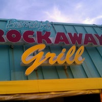 Photo taken at Frenchy's Rockaway Grill by Barbara C. on 5/27/2013