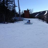Photo taken at North Peak Lodge by Shayne V. on 2/18/2013