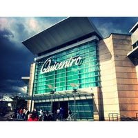Photo taken at Quicentro Shopping by Williams F. on 10/5/2013