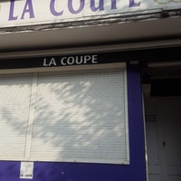 Das Foto wurde bei La Coupe von Miss P. am 7/28/2018 aufgenommen