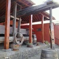 Photo taken at Casa del Vino La Baranda by Miss P. on 9/19/2012