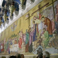 Photo taken at Church of the Holy Sepulchre by Vadim M. on 12/24/2012