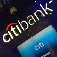 Photo taken at Citibank by Fahad Alsallal on 9/19/2017
