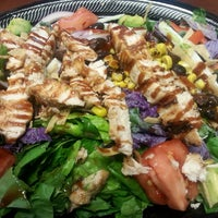 Photo taken at Baja Fresh by Yoly R. on 7/22/2014