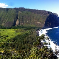 Photo taken at Waipiʻo Valley by jaireh t. on 12/19/2012