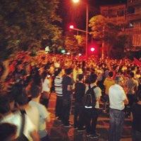 6/1/2013 tarihinde Cerenziyaretçi tarafından Demokrasi Meydanı'de çekilen fotoğraf