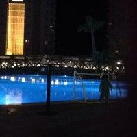 Photo taken at Grand Park Lara Otel Swimming Pool by Tamara E. on 8/16/2013
