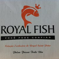 Photo taken at Royal Fish by Marcelo F. on 2/12/2013