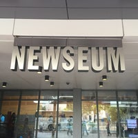 Photo taken at Newseum - Knight Conference Center by Tim S. on 7/18/2016