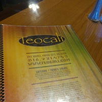 Photo taken at Teocali Mexican Restaurant & Cantina by Shannon F. on 2/28/2016