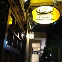 11/1/2012 tarihinde Sinem Ü.ziyaretçi tarafından Ristorante Pizzeria Venedik'de çekilen fotoğraf